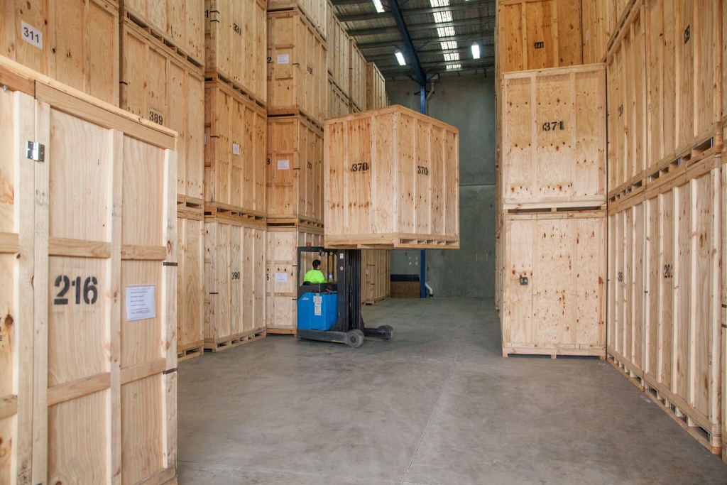 Business Storage Units for Rent
