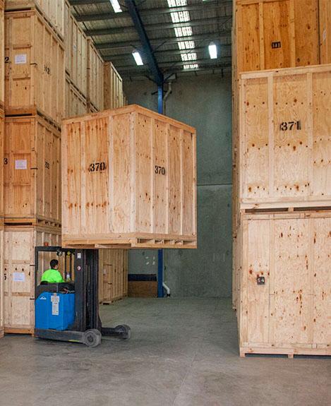 Self storage Sydney